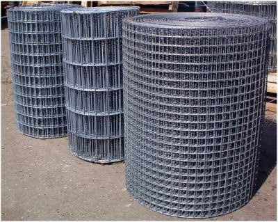 WELD WIRE FENCING